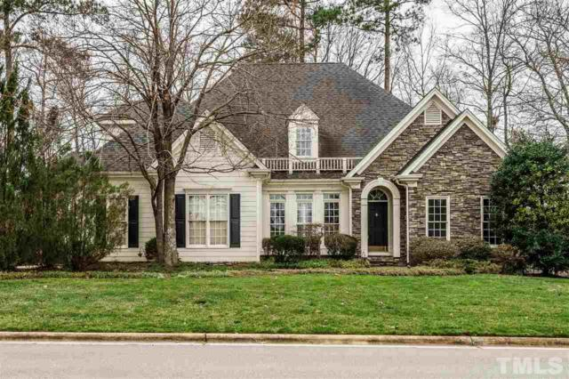 114 Preston Grande Way, Morrisville, NC 27560 (#2174699) :: M&J Realty Group