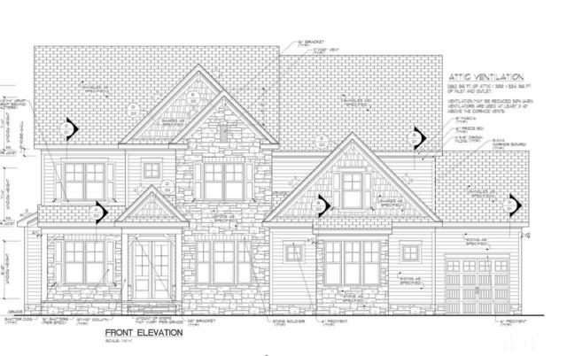 7609 Cairnesford Way, Wake Forest, NC 27587 (#2174704) :: M&J Realty Group