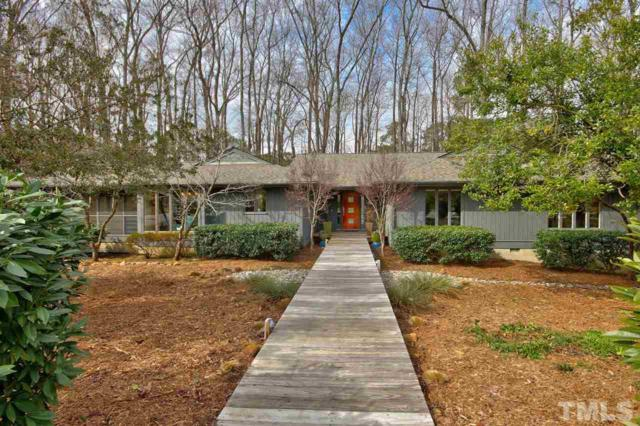 1016 Pinehurst Drive, Chapel Hill, NC 27517 (#2174726) :: Marti Hampton Team - Re/Max One Realty