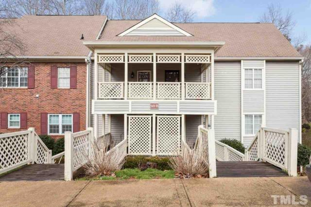 501 Gooseneck Drive B2, Cary, NC 27513 (#2174731) :: Raleigh Cary Realty