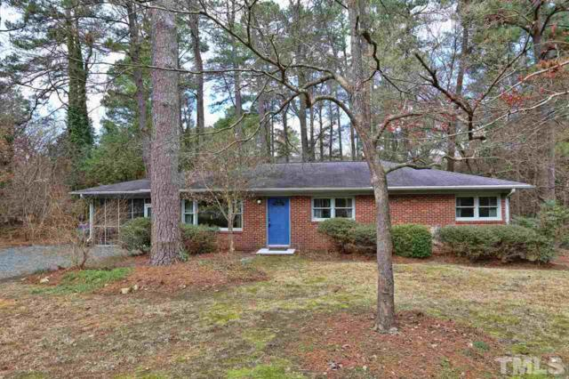 26 S Circle Drive, Chapel Hill, NC 27517 (#2174760) :: The Jim Allen Group
