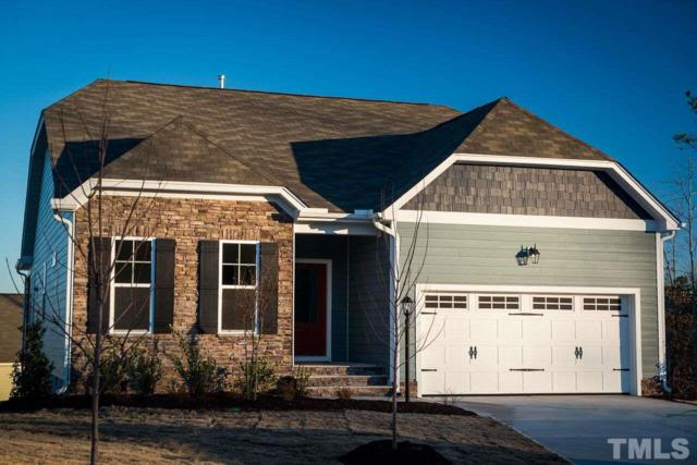 54 Dover Ridge Court #159, Chapel Hill, NC 27517 (#2174774) :: The Abshure Realty Group