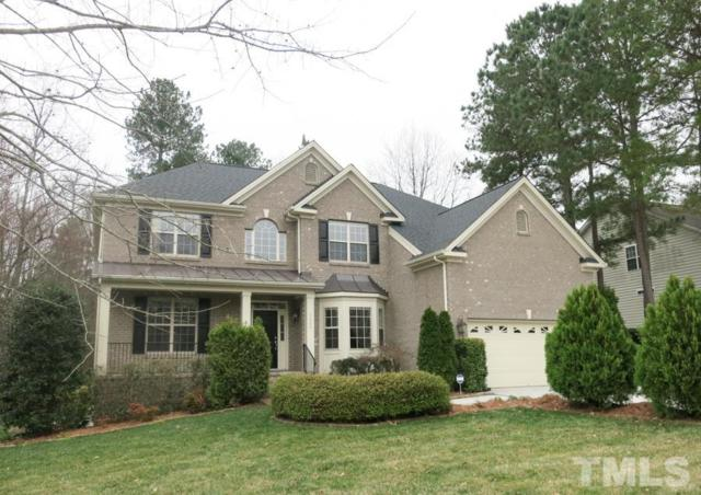 3604 Trawden Drive, Wake Forest, NC 27587 (#2174824) :: The Jim Allen Group