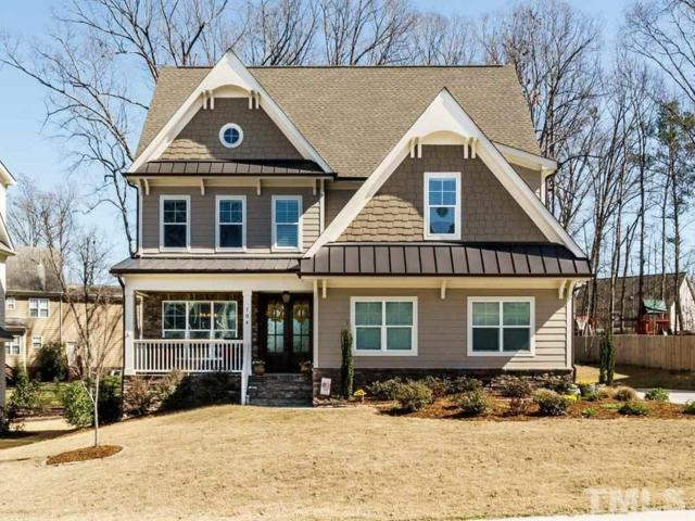 704 Hollymont Drive, Holly Springs, NC 27540 (#2174827) :: Raleigh Cary Realty