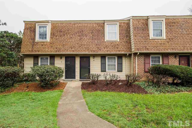 145 Jones Franklin Road B, Raleigh, NC 27606 (#2174872) :: The Jim Allen Group