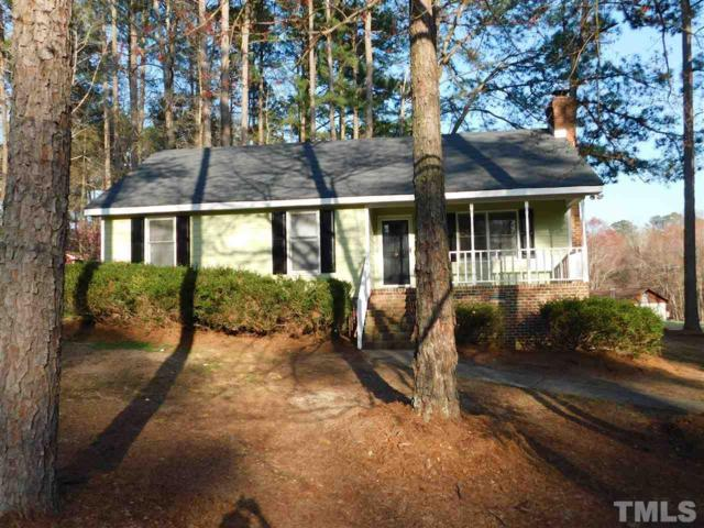 734 Old Zebulon Road, Wendell, NC 27591 (#2174884) :: The Jim Allen Group