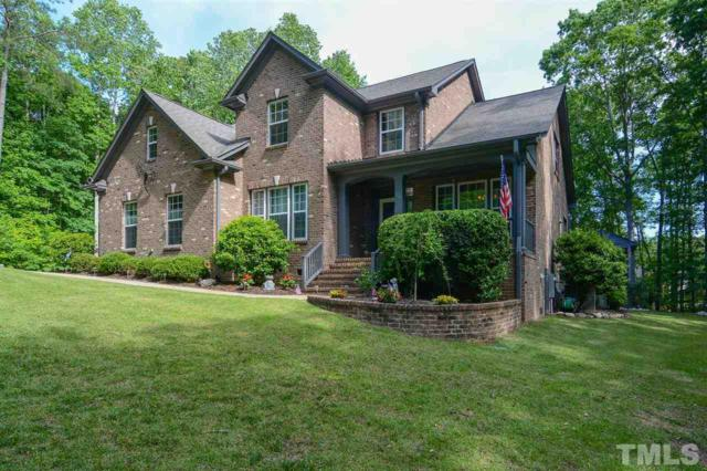 95 Fort Boone Court, Clayton, NC 27527 (#2174910) :: Rachel Kendall Team, LLC