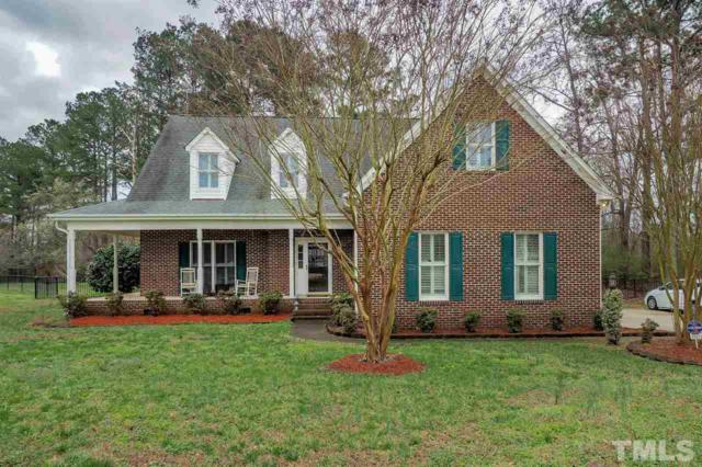 1001 Hunters Grande Trail, Wendell, NC 27591 (#2174918) :: The Jim Allen Group