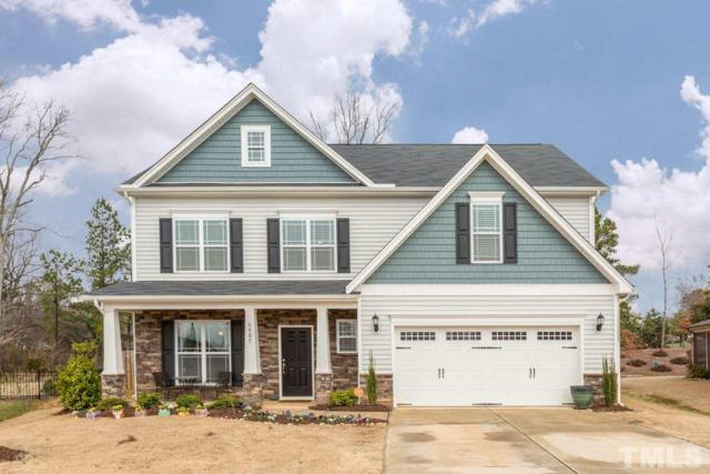 6005 Fauvette Lane, Holly Springs, NC 27540 (#2174922) :: The Jim Allen Group