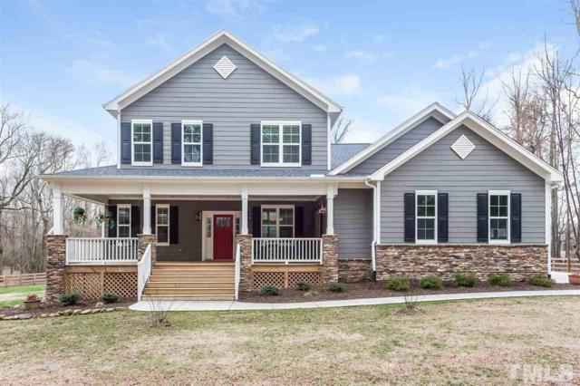 2010 Hester Road, Creedmoor, NC 27522 (#2174929) :: The Jim Allen Group