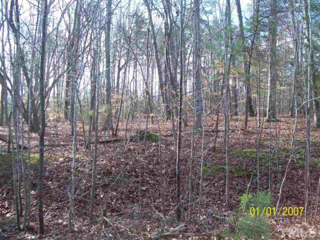 Lot 7 Kiser Hicks Road, Roxboro, NC 27574 (#2174936) :: M&J Realty Group