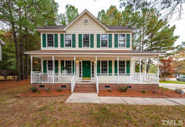 4000 Mangrove Drive, Raleigh, NC 27616 (#2174962) :: The Abshure Realty Group