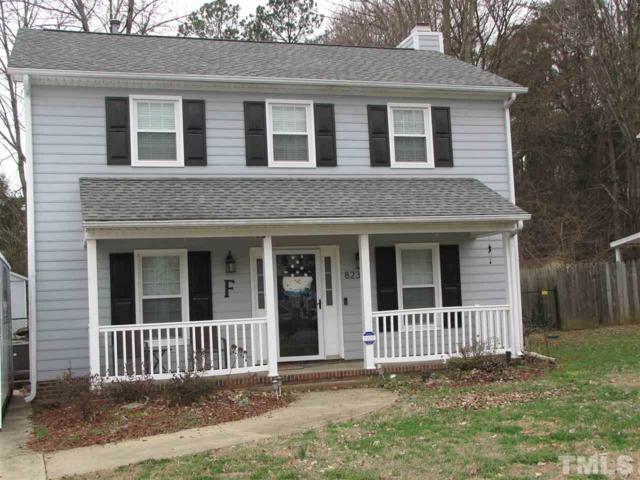 823 Cornwallis Drive, Burlington, NC 27215 (#2174989) :: The Jim Allen Group