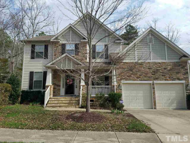 6 Tall Leaf Trail, Durham, NC 27712 (#2174991) :: The Jim Allen Group