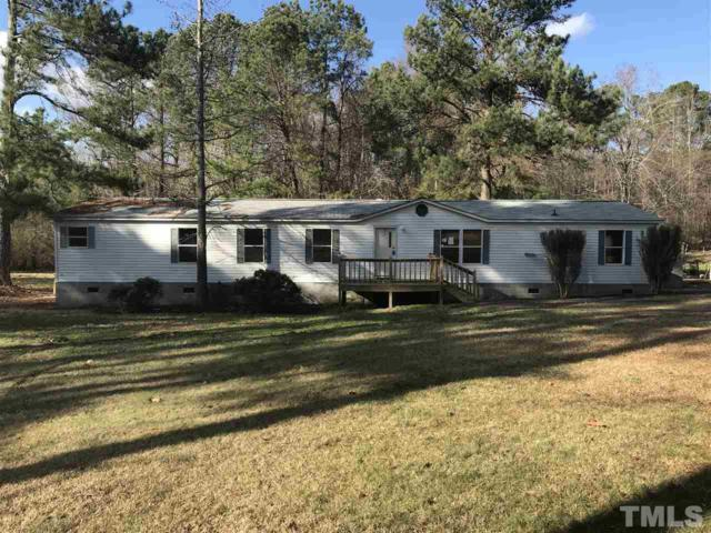 1287 Ronald Tharrington Road, Louisburg, NC 27549 (#2174997) :: The Jim Allen Group