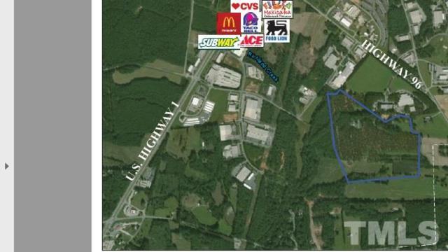 0 Hunter Place, Youngsville, NC  (#2175030) :: Rachel Kendall Team