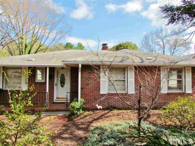 2519 Chapel Hill Road, Durham, NC 27707 (#2175034) :: The Jim Allen Group