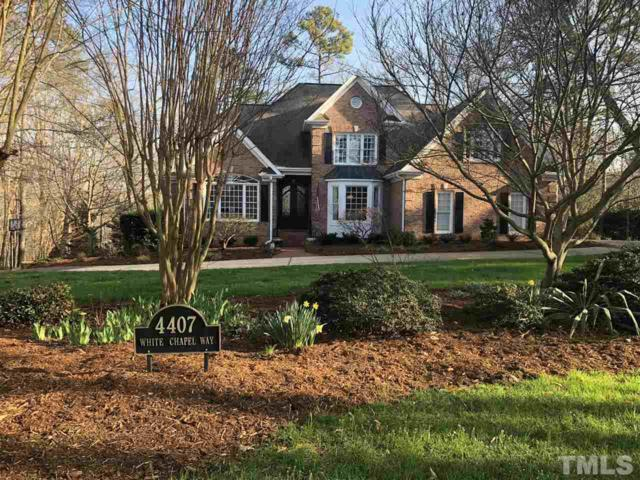 4407 White Chapel Way, Raleigh, NC 27615 (#2175062) :: The Jim Allen Group