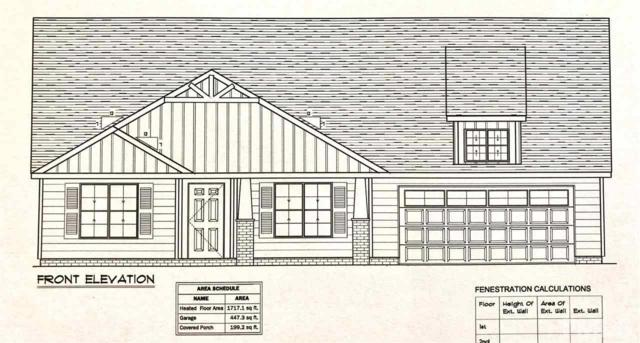 15 Southern Place, Lillington, NC 27546 (MLS #2175093) :: The Oceanaire Realty