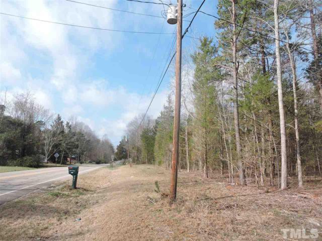 Lot 11 Dick Holeman Road, Timberlake, NC 27583 (#2175120) :: Raleigh Cary Realty