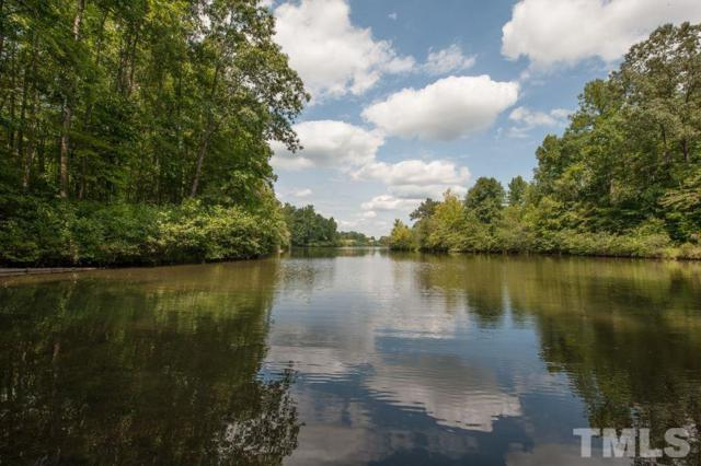 Lot 45 Lake Shore Drive, Yanceyville, NC  (#2175218) :: Better Homes & Gardens | Go Realty