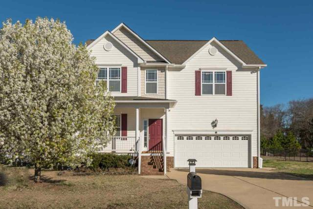 134 Prosperity Court, Angier, NC 27501 (#2175241) :: Rachel Kendall Team, LLC