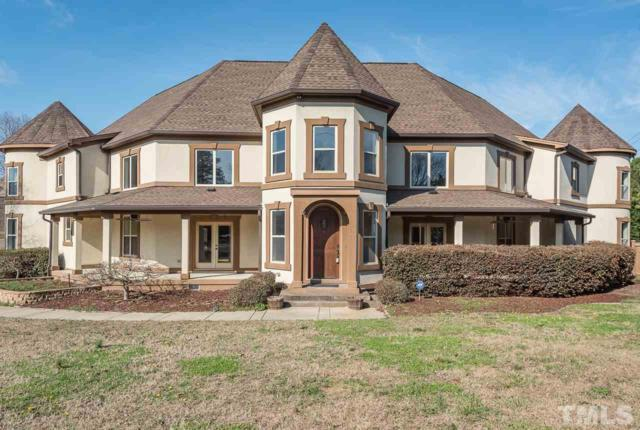 4500 Goosehaven Lane, Holly Springs, NC 27540 (#2175416) :: Rachel Kendall Team, LLC