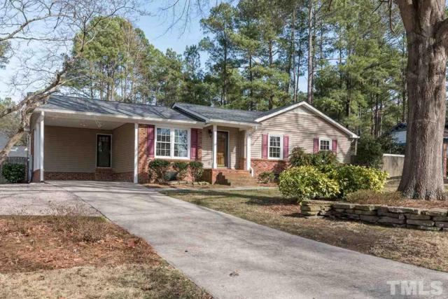 702 Wedgewood Drive, Zebulon, NC 27597 (#2175476) :: The Jim Allen Group