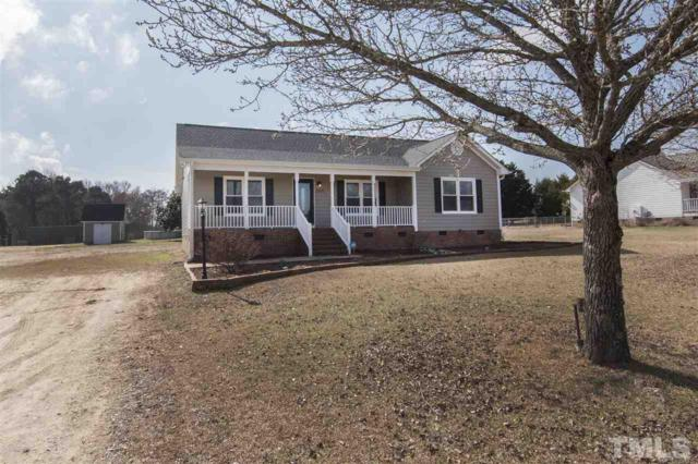 1849 Sanders Road, Willow Spring(s), NC 27592 (#2175479) :: The Jim Allen Group