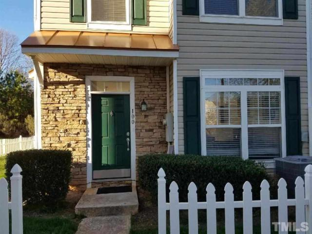 2211 Raven Road #100, Raleigh, NC 27614 (#2175484) :: Marti Hampton Team - Re/Max One Realty