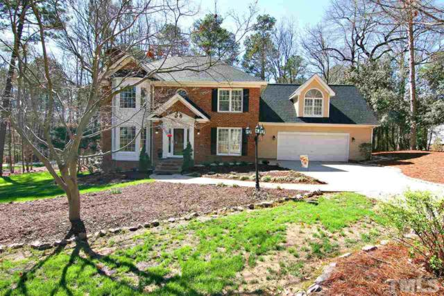 2320 Mica Mine Lane, Wake Forest, NC 27587 (#2175510) :: The Jim Allen Group