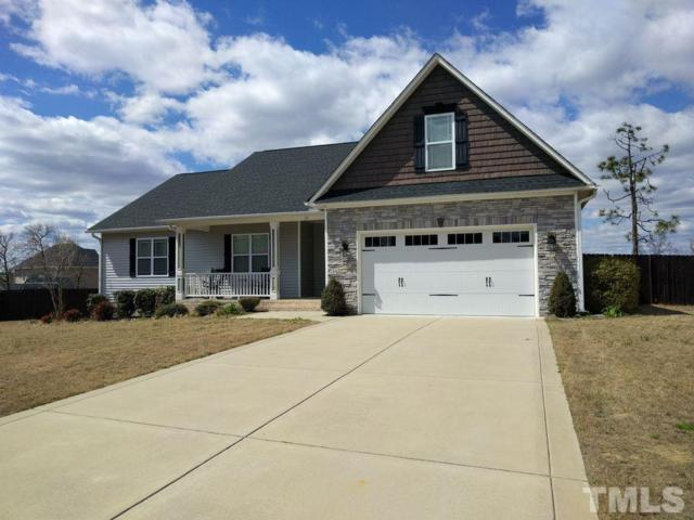 19 Boulder Drive, Sanford, NC 27332 (#2175563) :: The Abshure Realty Group