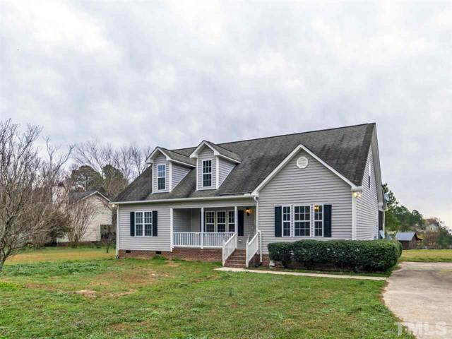 309 William Drive, Benson, NC 27504 (#2175618) :: The Jim Allen Group