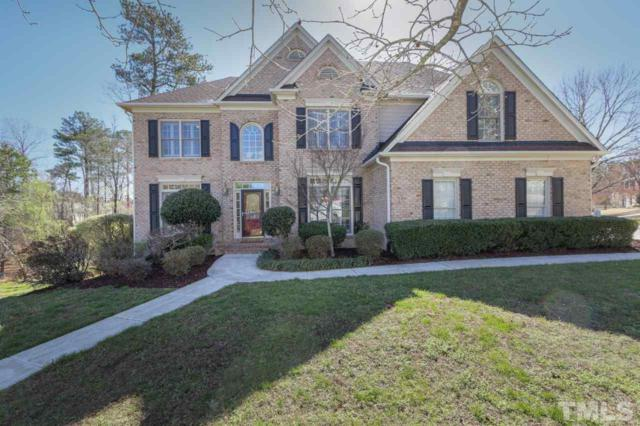 100 Hedspeth Lane, Cary, NC 27519 (#2175621) :: The Jim Allen Group