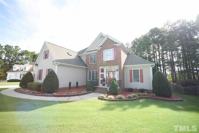 2813 Oak Bridge Drive, Raleigh, NC 27610 (#2175632) :: Raleigh Cary Realty