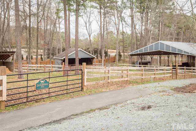 1 Duck Bridge Farm Road, Chapel Hill, NC 27516 (#2175650) :: The Jim Allen Group