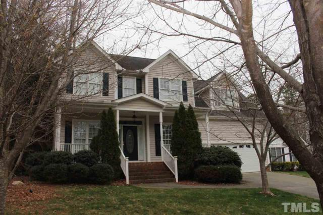 207 Longbourn Drive, Wake Forest, NC 27587 (#2175685) :: The Abshure Realty Group