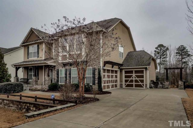 2008 Austin Pond Drive, Cary, NC 27519 (#2175692) :: Raleigh Cary Realty