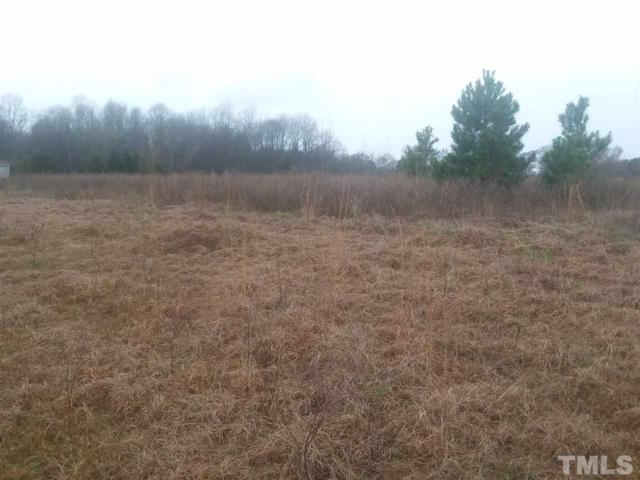 210 Beaver Dam Road, Goldsboro, NC 27530 (#2175704) :: M&J Realty Group