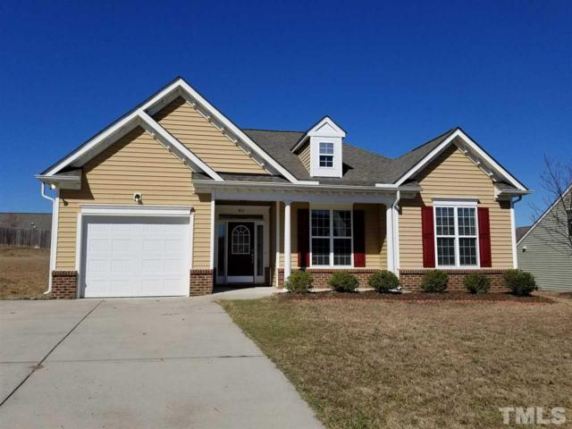 815 Maurepas Drive, Knightdale, NC 27591 (#2175716) :: Raleigh Cary Realty