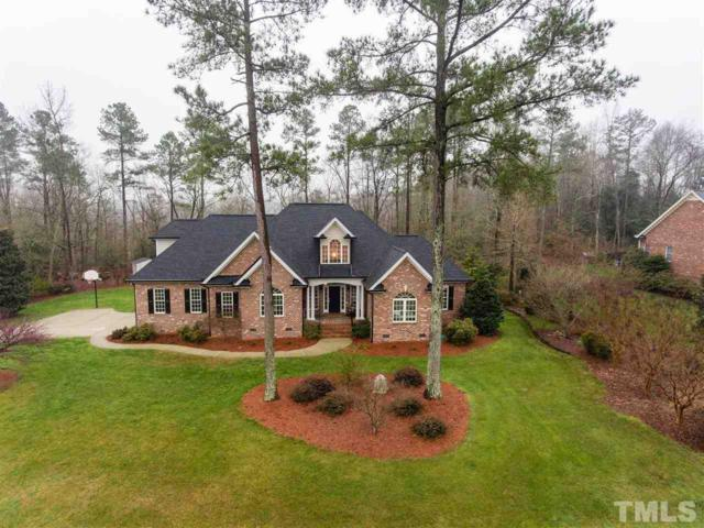 7932 Twin Pines Lane, Fuquay Varina, NC 27526 (#2175730) :: Rachel Kendall Team, LLC