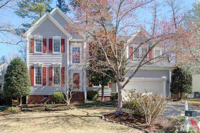 136 Swan Quarter Drive, Cary, NC 27519 (#2175744) :: Raleigh Cary Realty