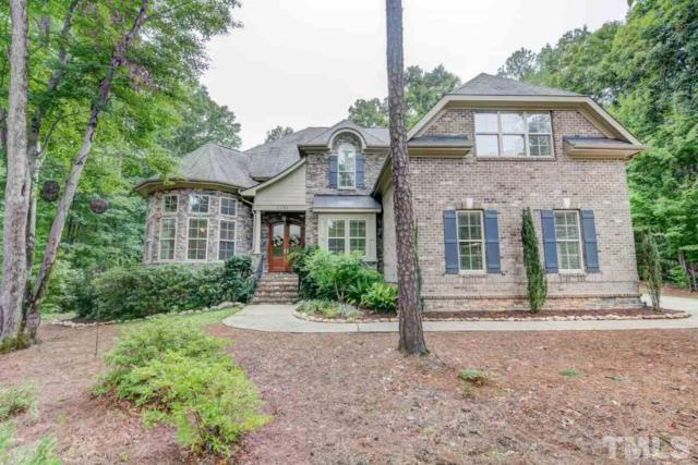 1141 Foothills Trail, Wake Forest, NC 27587 (#2175814) :: Raleigh Cary Realty