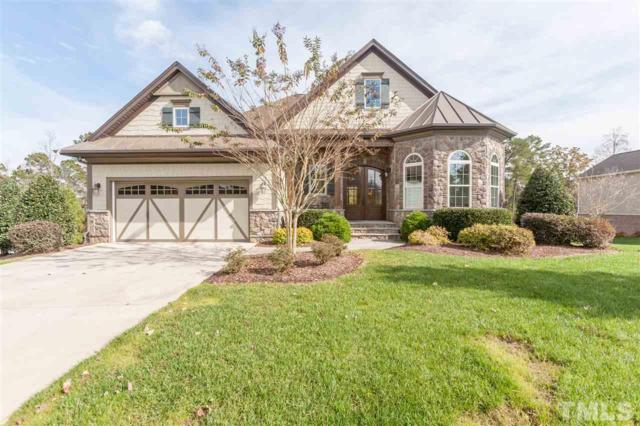 7904 Hasentree Lake Drive, Wake Forest, NC 27587 (#2175820) :: Marti Hampton Team - Re/Max One Realty