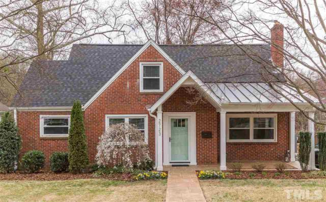 2723 Kilgore Avenue, Raleigh, NC 27607 (#2175896) :: Raleigh Cary Realty