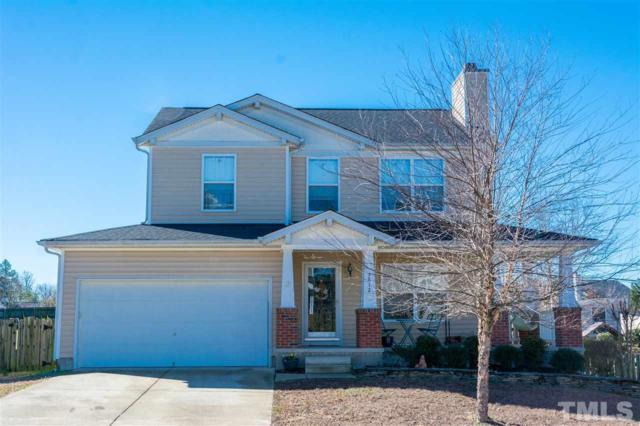 3612 Hamilton Mill Drive, Raleigh, NC 27616 (#2175929) :: Rachel Kendall Team, LLC