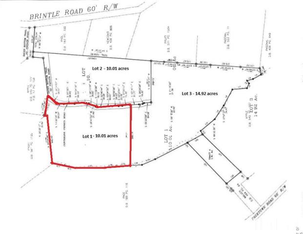 Lot 1 Zachs Bottom Trail, Elon, NC 27244 (#2175947) :: The Jim Allen Group