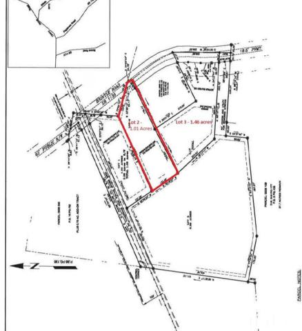 Lot 2 Brintle Road, Elon, NC 27244 (#2175961) :: The Abshure Realty Group