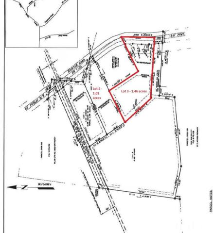 Lot 3 Brintle Road, Elon, NC 27244 (#2175964) :: M&J Realty Group