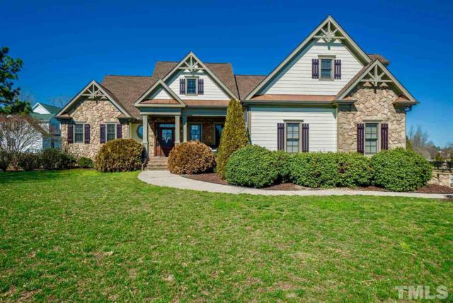 7105 Barham Hollow Drive, Wake Forest, NC 27587 (#2176076) :: The Jim Allen Group